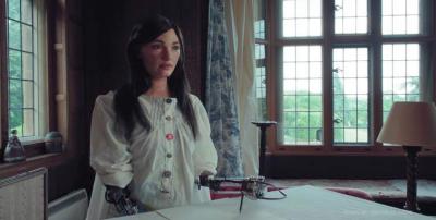 FOTO: Ai-Da, primul artist robot ultra-realist din lume, a fost arestat în Egipt