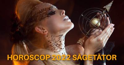 Horoscop 2022 Săgetător: astrele vă aduc iubire, optimism și noroc financiar