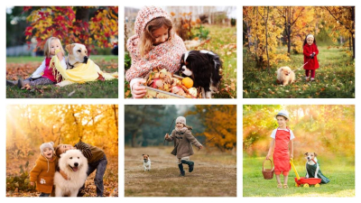 Te ung pe suflet și te întorc în copilărie: Copii și codițe fericite - 19...