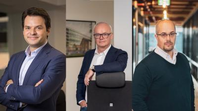 Antreprenori cu proiecte de 400 mil. € dezvoltate, acționari în Sigtree